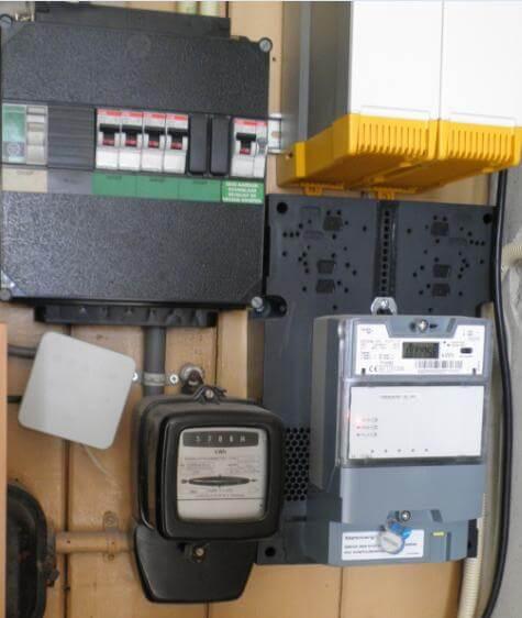 De meterkast   Zonnepaneel info