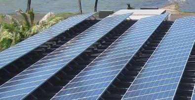 Montage op plat dak zonnepaneel info